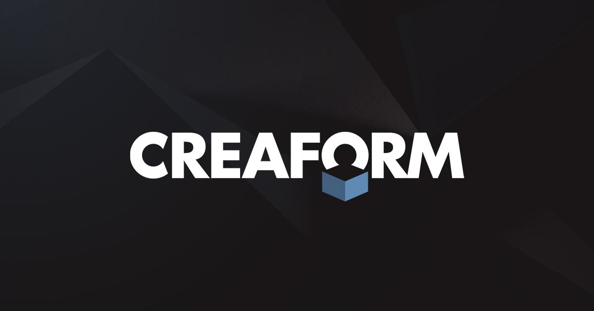Creaform's logo